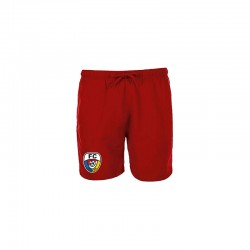 FC Grimma Badehose Rot...