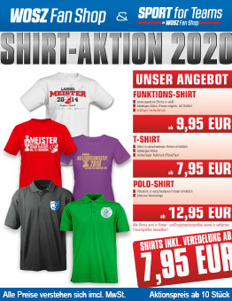 WOSZ Fan Shop und SPORT for Teams